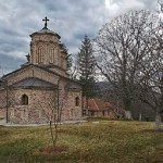 Retro - Manastir Sveta Petka Izvorska (mart 2015)