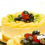 Vocna torta s ananasom