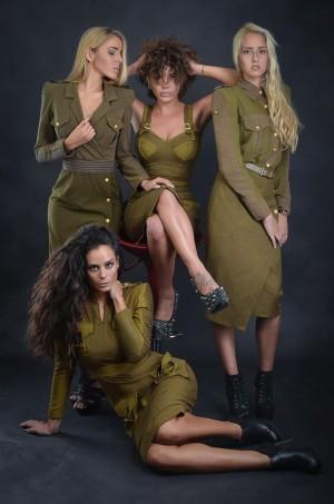 """Modna kolekcija """"Military"""""""