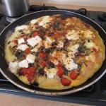 Toskanski omlet