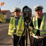 Policijska akcija - radari na putevima