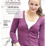 Takko fashion: NOVO otvaranje 18. septembra!