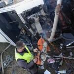 Jedna osoba poginula, jedna lakše povređena u saobraćajnoj nesreći