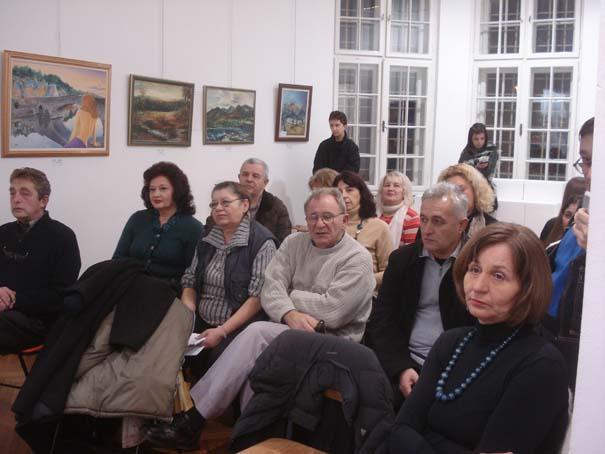 Deo publike u galeriji Kulturnog centra u Paraćinu
