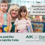 Prava podrška kada najviše treba: AIK banka