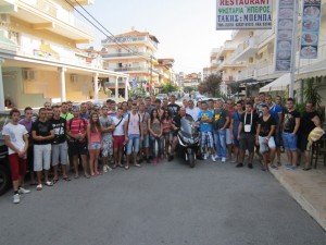 Dragan Markovic Palma i maturanti u Paraliji