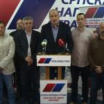 Paraćinci dali poverenje Vučiću