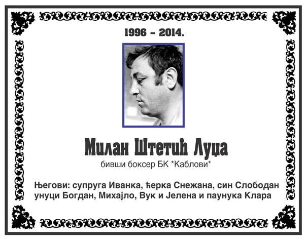 Milan Štetić Ludža