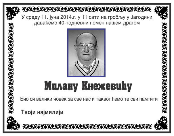 Milan Knezevic