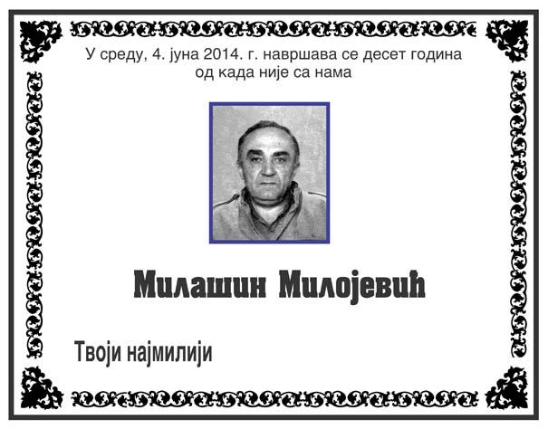 Milasin Milojevic