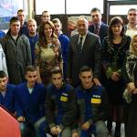 Ministar Šarčević posetio Paraćin
