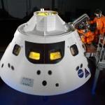 Orionom na asteroide i Mars