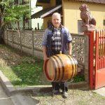 Dragan Miletić najbolji bačvar u Resavi