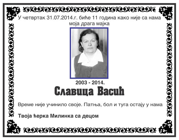 Slavica Vasic