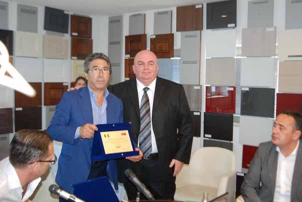 Specijalno priznanje za Markovića, Vito Turi