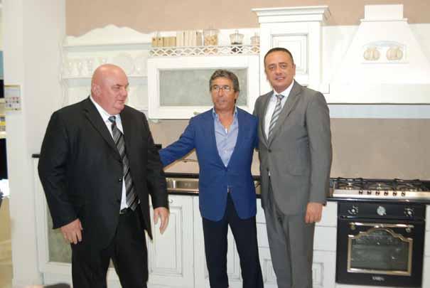 Turi kuhinje: Marković, Turi i Antić