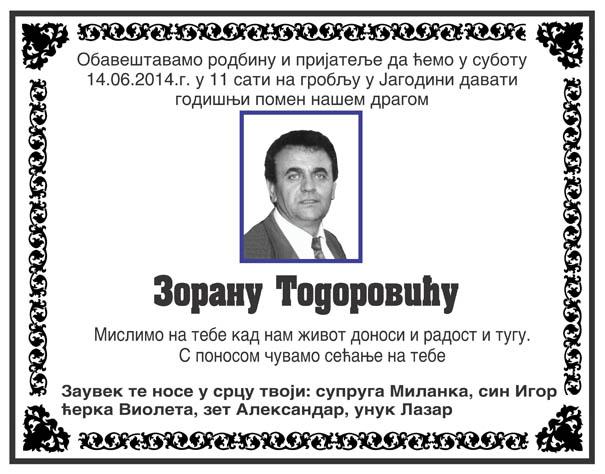 Zoran Todorovic