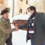 Predsednik opštine Rekovac obišao meštane sela Nadrlje