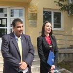 Poseta predstavnika Ministarstva poljoprivrede opštini Rekovac