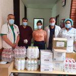 Rekovačkom zdravstvu 4500 rukavica i 65 litara dezinfekcije od Fondacije Princeze Katarine
