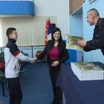 Istorijski arhiv nagradio jagodinske osnovce