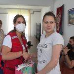 Uručeni bebi paketi novopečenim roditeljima u Jagodini