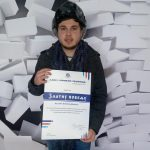 Savez niških glumaca nagradio Bojana Miloradovića