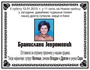 Branislava Jevremović