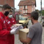 Crveni krst pomaže Romima u Jagodini