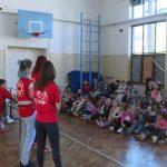 Održano predavanje o bezbednosti dece u saobraćaju u Jagodini