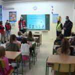 Održano predavanje o bezbednosti dece u saobraćaju