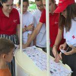 Jagodinski Crveni krst u akciji
