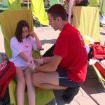 U organizaciji Crvenog krsta: Održana obuka pružanja prve pomoći