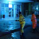 U toku dezinfekcija većih javnih površina u Jagodini