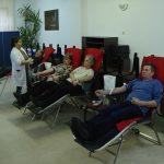 Prikupljeno 35 jedinica krvi u akciji jagodinskog Crvenog krsta