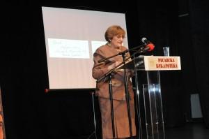 Dr Desanka Stamatović govori o načinu nastanka knjige i njenom sadržaju