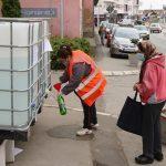 Besplatna dezinfekciona sredstva za građane Jagodine