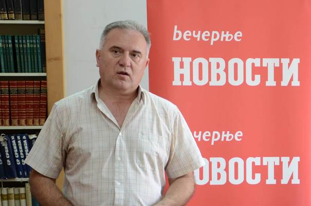 Ratko Dmitrović-Zakon o informisanju može da ukine novinarsku profesiju