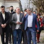 Ministar Dmitrović posetio Despotovac: Demografski podaci u Srbiji su jezivi