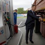 Otvorena renovirana NIS Petrol benzinska stanica
