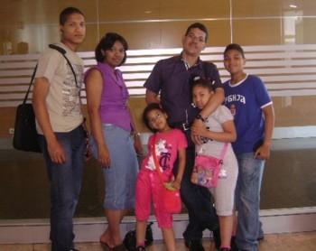 Porodica Cepeda se u Jagodinu doselila 2008. godine