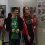 Otvorena mejl-art izložba na Fakultetu pedagoških nauka u Jagodini