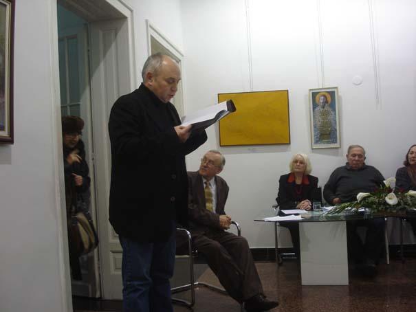 """Životije Popović-Pop, dobitnik nagrade """"Venedikt Crepović"""""""