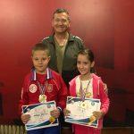 Na takmičenju u Prokuplju: Prvo mesto za Karate klub