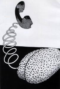 Karikatura: Al. Urošević Matra