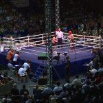 Odložen 23. kik boks meč u Končarevu