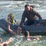 Održano plivanje za Časni krst u Bagrdanu i Majuru