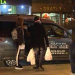 Jagodinski penzioneri obavili jutarnju kupovinu