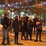 Ponoćni vatromet za doček Srpske Nove godine oduševio Jagodince