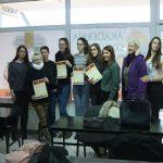 Završena obuka iz osnova engleskog jezika za osobe sa invaliditetom u Jagodini